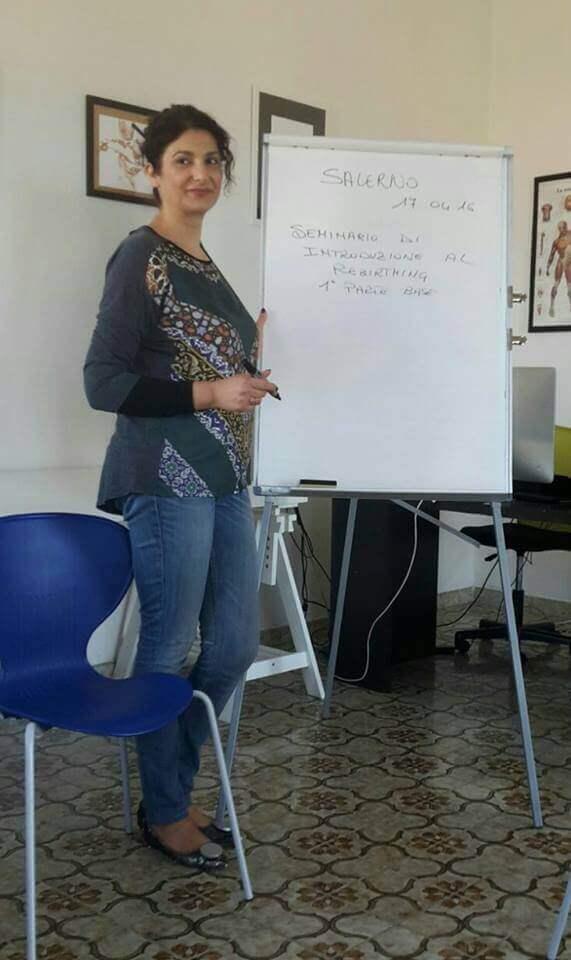 Seminario Rebirthing al femminile