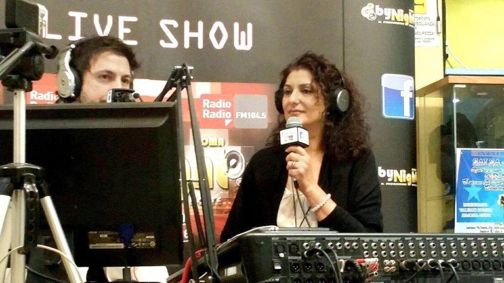 Intervista Radio By Night Roma marzo 2017
