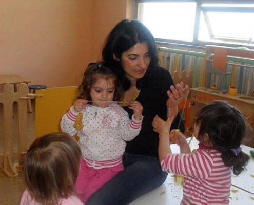 Fabiola e i bambini