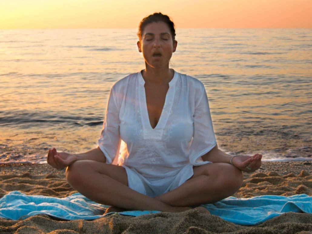 Fabiola Dessì - meditazione