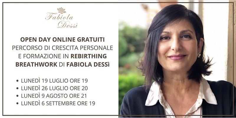 Rebirthing-Breathwork Open Day Online